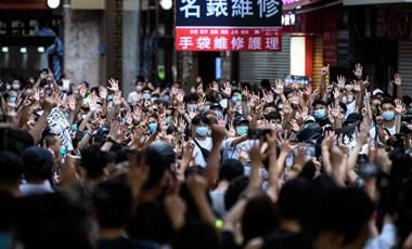 Elhalasztják a hongkongi választást