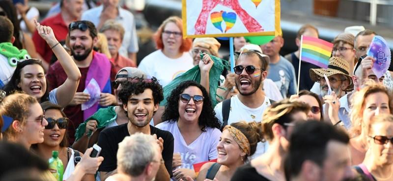 Ilyen volt az idei Pride - Nagyítás képgaléria