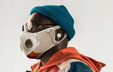 Itt a Xupermask: bluetoothos arcmaszk egyenesen a Black Eyed Peas Will.i.amjétől