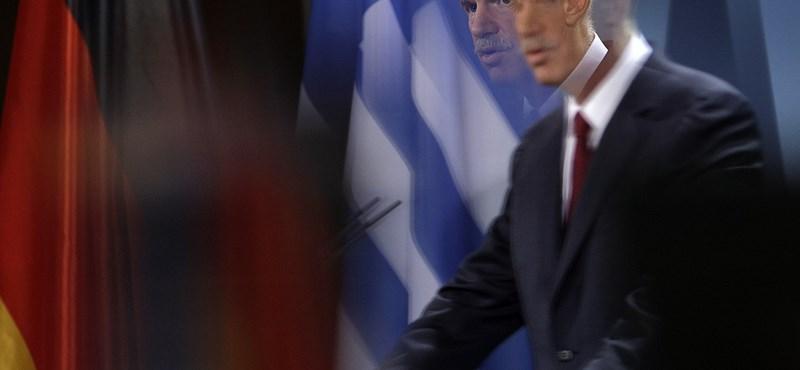Görög kérdés: normális vagy, Papandreu?