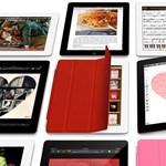 Valentin-napi ajándék geek csajoknak: egyedileg gravírozott iPad 2