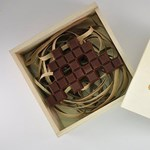 Frappáns ajándék: Space Invader csoki karácsonyra