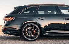 Sportkombi a javából: 530 lóerős lett az új Audi RS4