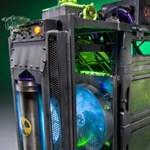 A nap kütyüje - nukleáris erőmű-PC