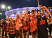 Így gyülekeznek a szurkolók a Szuperkupa meccsre