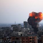 Háború után tűzszünet Gázában