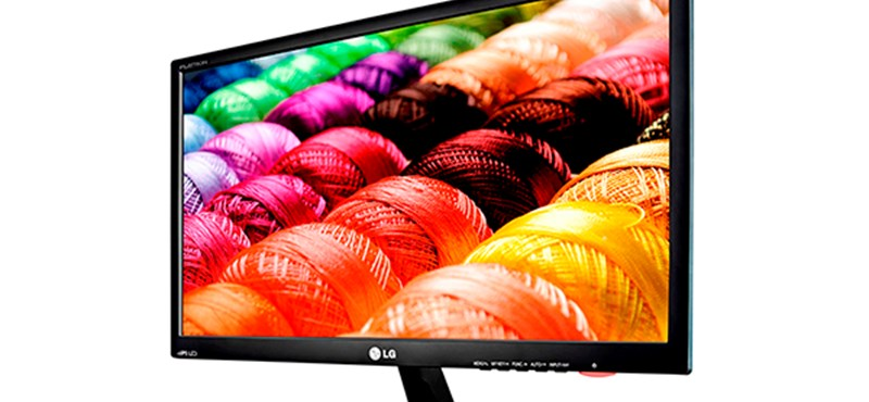 Megérkeztek a legújabb, lenyűgöző képminőségű IPS4 monitorok az LG-től