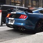 Kegyetlen hangja lett a legújabb Ford Mustang Shelby GT500-nak – videó
