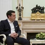 A görögök most nem kértek kölcsönt Putyintól