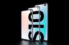 1,5 TB tárhely és 5G mobilnet: bemutatkoztak a Samsung új csúcsmobiljai, az S10-ek
