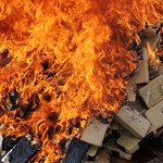 Krematóriumban végezte az a csaknem 400 kilogramm kokain, amit az orosz nagykövetségen találtak Argentínában