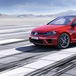 Integetéssel lehet majd vezérelni a frissített VW Golfot