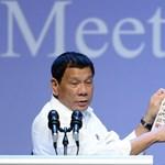 Felnyomták a hágai bíróságon a Fülöp-szigetek gyilkolásra buzdító elnökét