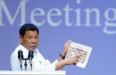 A Fülöp-szigeteken agyonlőttek egy embert, aki megsértette a koronavírus-szabályokat