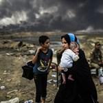 Több ezren menekülnek az ostromlott Moszulból