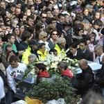 Ezrek vettek részt Simoncelli temetésén