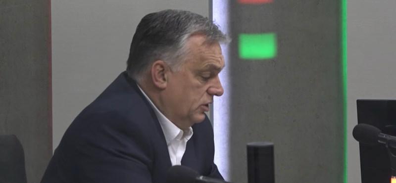 Orbán szerint húsvét környékén lehet dönteni a nyitásról
