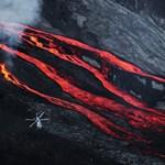 Őrült forróság van a világ legmélyebb vulkáni lyukában, de a lényeget megtalálták benne