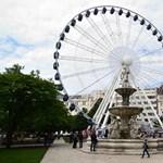 Covid-biztos, Michelin-csillagos vacsora a budapesti óriáskeréken