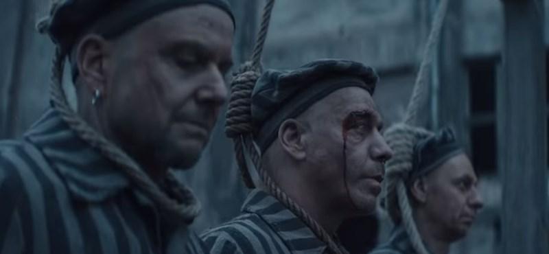 Kár volt hőbörögni a Rammstein miatt