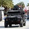 Öngyilkos merénylő robbantott Tunisz belvárosában