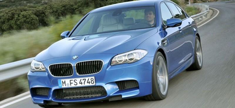 Szívrohamot kaphatnak a vadiúj BMW-k