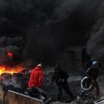''Ez tényleg Európa?'' - újabb mélypont a kijevi tüntetésen - Nagyítás-fotógaléria