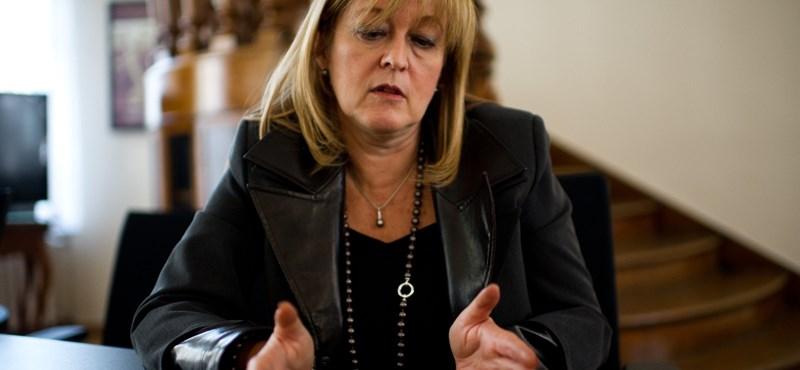 Visszahívták Schmidt Mária lányát egy fontos cég, a BIF igazgatótanácsából