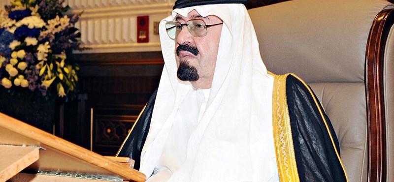 Elhunyt a szaúdi trónörökös