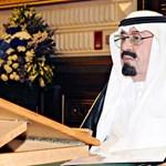 Megint kórházba került a szaúdi király