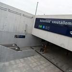 Gigantikus útbaigazító táblát rakott ki a BKK - fotók