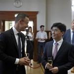 Szijjártó: Észak-Koreából kibertámadás jött, Dél-Koreából beruházások