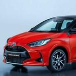 Megérkezett a teljesen új Toyota Yaris