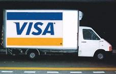 15 ezer forintra emelte az érintéses limitet a Visa is