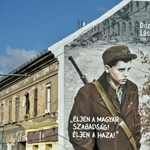 Lekerült Dózsa László neve egy 1956-os falfestményről