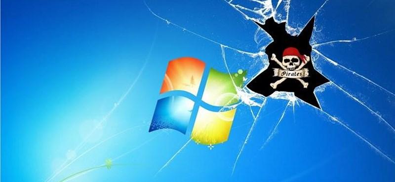 Másolt Windows van a számítógépén? Akkor van egy rossz hírünk