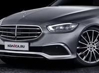 Biturbó V8 helyett hibrid 4 hengeres hajtást kaphat az új Mercedes-AMG C 63 S