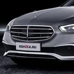 Így mutathat a teljesen új Mercedes C-osztály