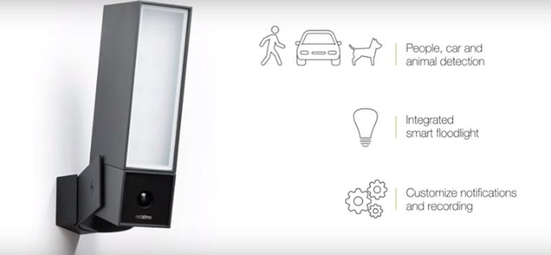 Videó: ilyen biztonsági kamerát ön is biztos szívesen elfogadna