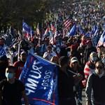 Sorra buknak el Trump reményei, hogy valamiképp megnyerheti a választást