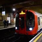 Egy család esett a londoni metró alá, mindannyian sértetlenül megúszták