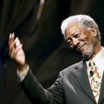 Politikusok lopják Morgan Freeman hangját?