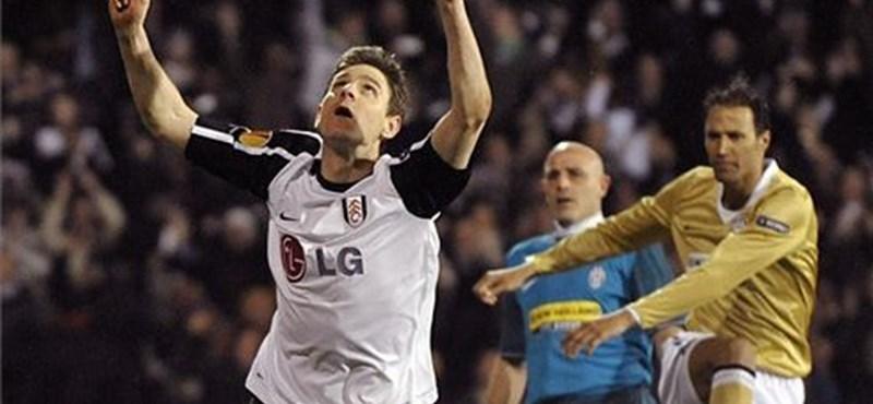 Gera két gólt szerzett a Juventus ellen és továbblőtte a Fulham-et
