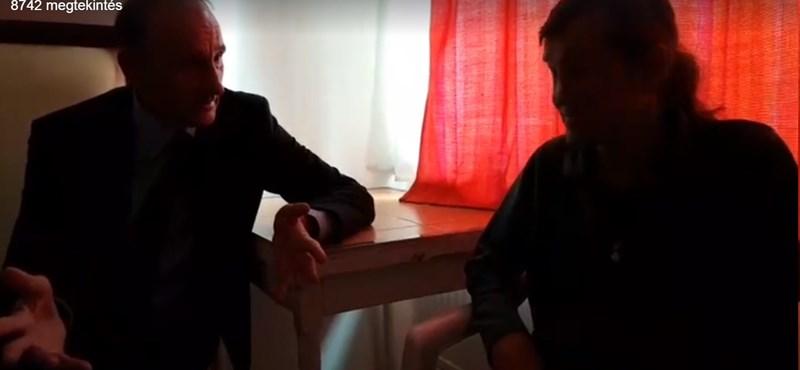 Az első hajléktalan elítélése után Gödöllő polgármestere kéri, ne adjanak nekik enni