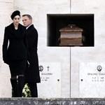 Paparazzófotók készültek a római James Bond-forgatásról