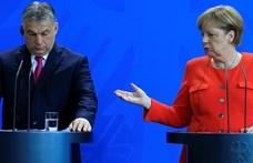 Merkel szűk körben Orbán fejére olvasta rajongását Salvini iránt