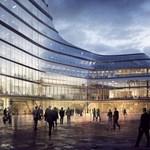 Nigel Dancey: Az első budapesti felhőkarcoló nem fogja zavarni a városképet