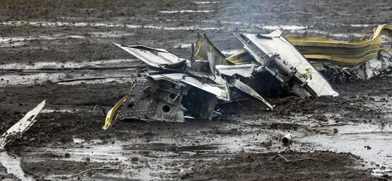 Lezuhant egy repülő Oroszországban - 65-en meghaltak