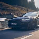 Családi sportautó: 800 lóerős Audi RS6 kombi érkezett