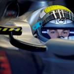 Rosbergé a 2. szabadedzés, a Force Indiáé a félelem